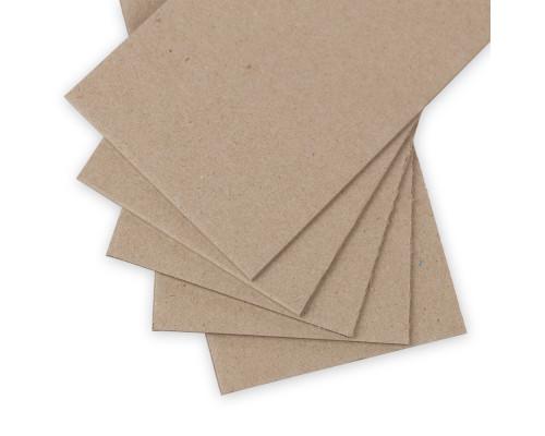 Переплетный картон, размер 25 х 25см