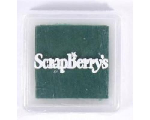 Штемпельная подушечка Scrapberrys Изумрудный scb21010016