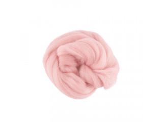 """Шерсть для валяния """"Gamma"""" TFS-050, цвет 3339 розовый кварц"""