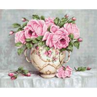 """Набор для вышивки """"Розовые розы"""""""