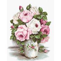 """Набор для вышивки """"Смешанные розы"""""""