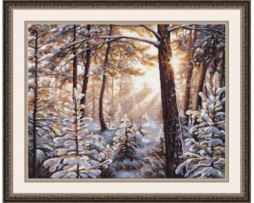 """Набор для вышивки крестом """"Мороз и солнце"""""""